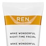 Nočna nega Wake Wonderful Night-Time Facial, Ren, 39,96 € (foto: Boris pretnar, promocijsko gradivo)