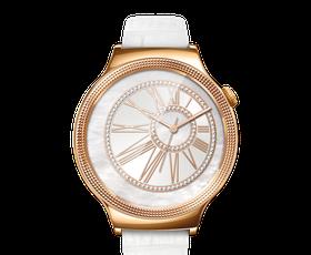 Navdušuje nas: Ženstvena Huawei pametna ura s Swarovski kristalčki