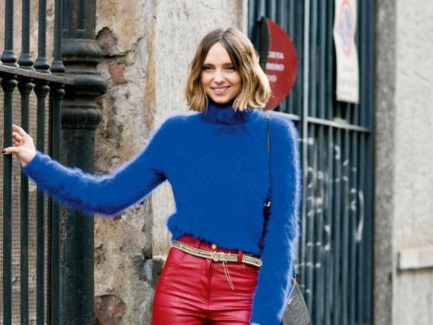 Nov trend v ulični modi: Usklajena neskladnost - Foto: Elle januar, profimedia