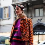 Ulična moda v Milanu (foto: profimedia)