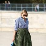 Ulična moda v Parizu (foto: profimedia)