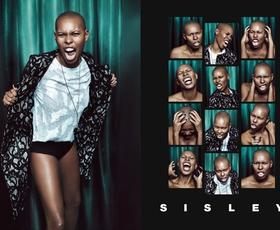 Angleška pevka Skin je obraz kampanje Sisley za pomlad-poletje 2016