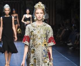 Zimski navdih visoke mode: Kraljice in princeske