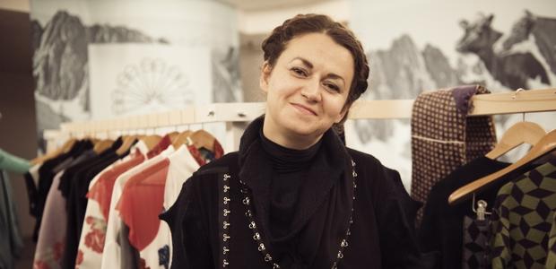 Intervju s Sanjo Grcić: Delam vse, samo da lahko delam, kar delam