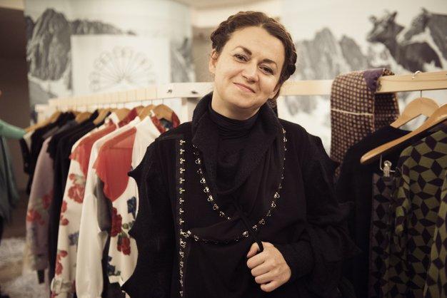 Intervju s Sanjo Grcić: Delam vse, samo da lahko delam, kar delam - Foto: Petra Cvelbar
