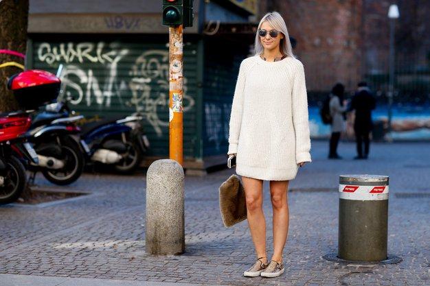 Kolumna modne urednice: Izgubljeno z modnimi sezonami - Foto: Profimedia