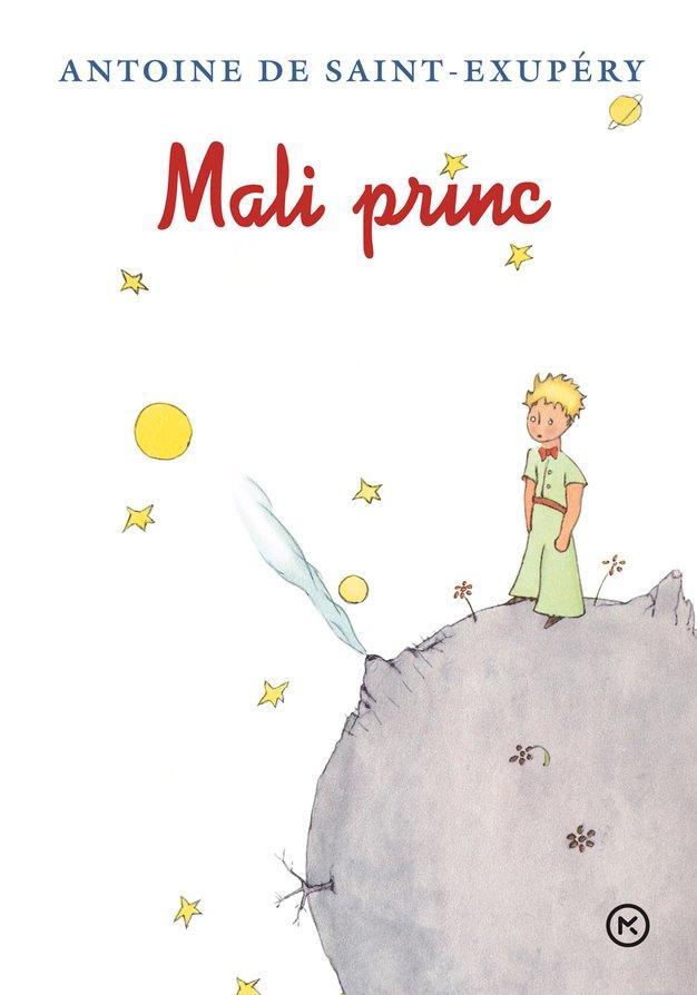 Mali princ: Antoine de Saint-Exupery Čeprav je pisatelj napisal več knjig za odrasle, je največji uspeh doživel prav z Malim …