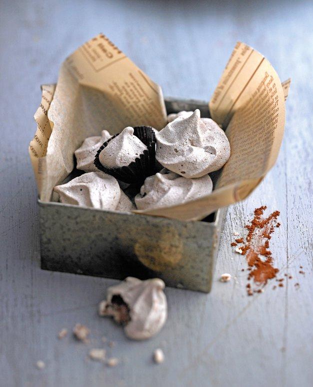 Elle gumanski recept: Kakavovi vetrci iz zgolj treh sestavin - Foto: Profimedia