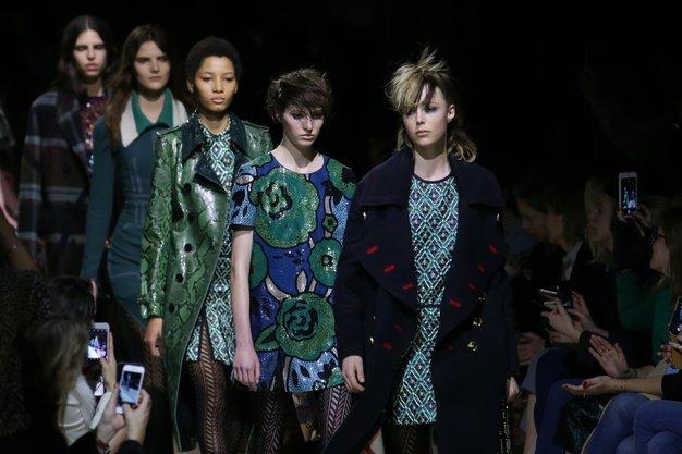 Londonski teden mode iz prve roke: Kako ga je doživela Slovenka Nastja Nastič? - Foto: Profimedia