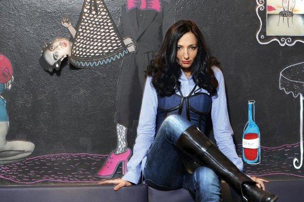 Ta vikend pridite zamenjat knjige in modne dodatke, tudi Vesna Milek bo tam - Foto: Promocijsko gradivo