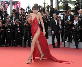 FOTO: Obleke iz Cannesa, ki so pustile močan vtis