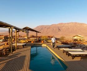 Počitnice 2016: Sipinske hiške - paradiž v puščavi Namib