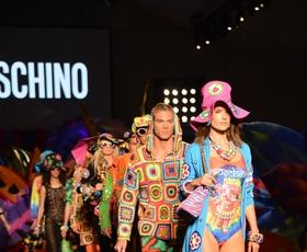 Moschino – modna revija v Los Angelesu