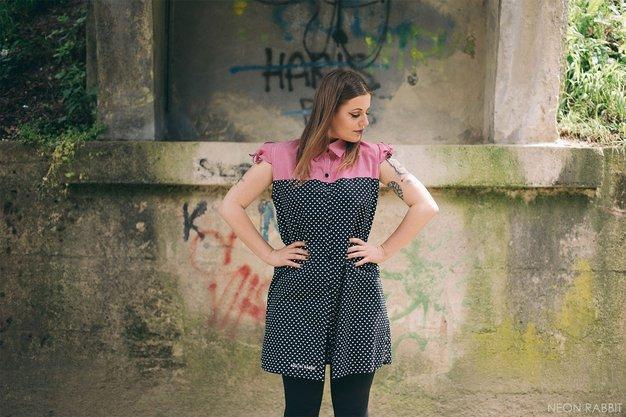 Neon Rabbit - slovenska blagovna znamka oblačil - Foto: Mihaela Majerhold Photography