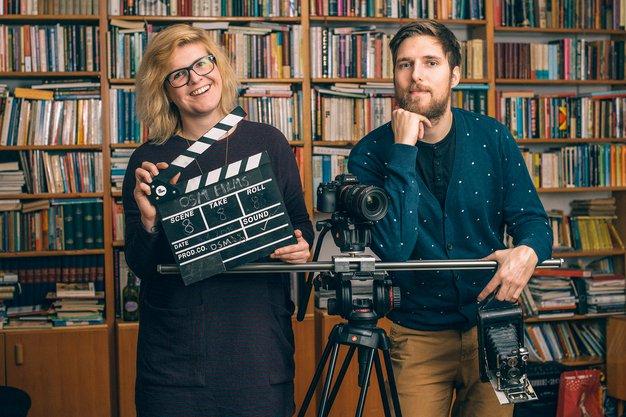 Intervju: Osebno z Blažem in Tino (OSM films) - Foto: Osebni arhiv