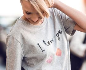 Lili & Roza Tees, nova linija več kot kul majic