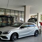 Na morje z Mercedes–Benz A 200 d 4matic