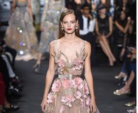 Sanjske obleke s pariškega tedna mode, ki si jih boste želeli imeti