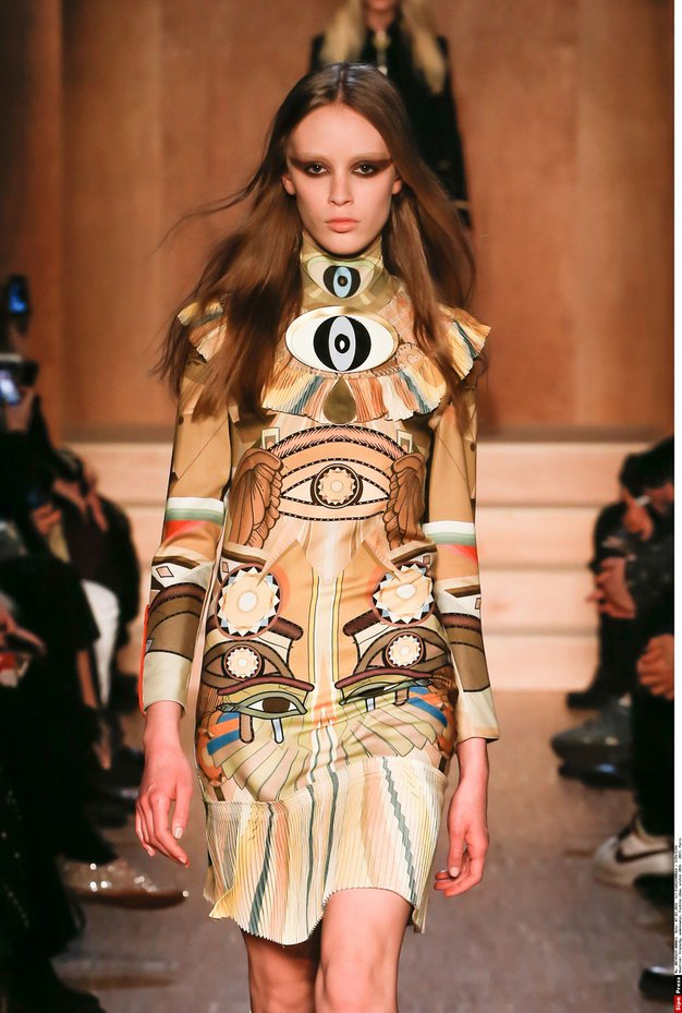 Teorija kaosa v modni industriji? - Foto: Profimedia