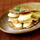 Elle recepti: Zdrave bananine palačinke