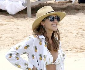 Jessica Alba: Luksuzne družinske počitnice preživlja na Havajih