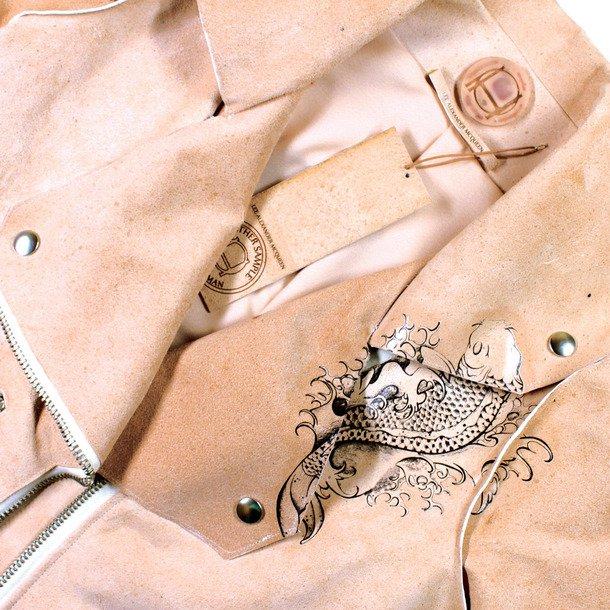 Slovenska oblikovalka Tina Gorjanc bo izdelala modno linijo izdelkov iz kože Alexandra McQueena - Foto: Tina Gorjanc