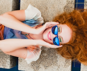 Zimzelena modna zapoved: Zdravi lasje!