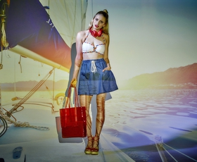 Združeni v modnem svetu: SonyXAuria