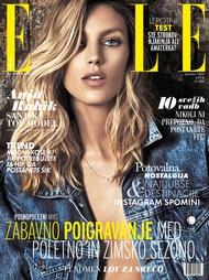 Elle September 2016