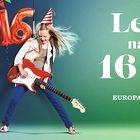 Europarkova sladka šestnajstica v znamenju dobre glasbe