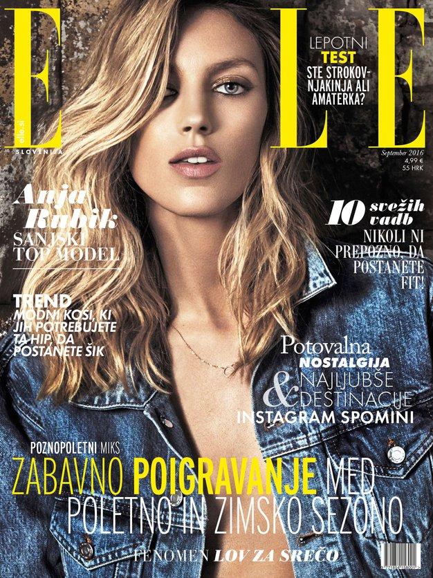 Kaj vas čaka v novi, septembrski številki Elle? - Foto: Xavi Gordo