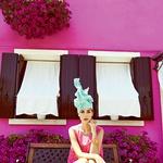 Maja Fučak: Življenje dekleta z zanimivo (modno) zgodbo (foto: Damjan Dimic)