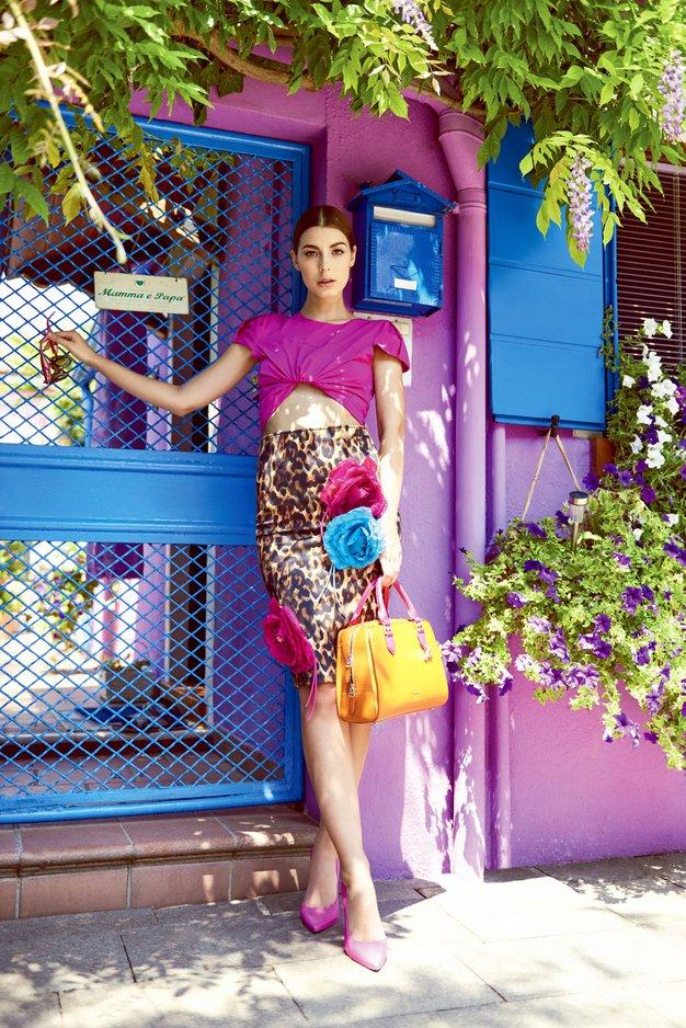 Maja Fučak: Življenje dekleta z zanimivo (modno) zgodbo - Foto: Damjan Dimic