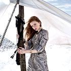 FOTO: Avgustovska modna zgodba Puščavska roža