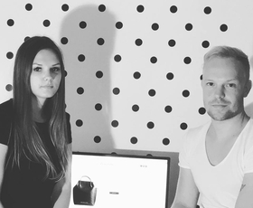 Ana Črešnik in Aljaž Verčko: Iznajdljiv, vztrajen in kreativen dvojec