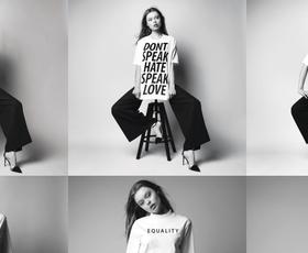 Soufiane Ahaddach: Majice s potiski, ki vas bodo spodbudile k razmišljanju