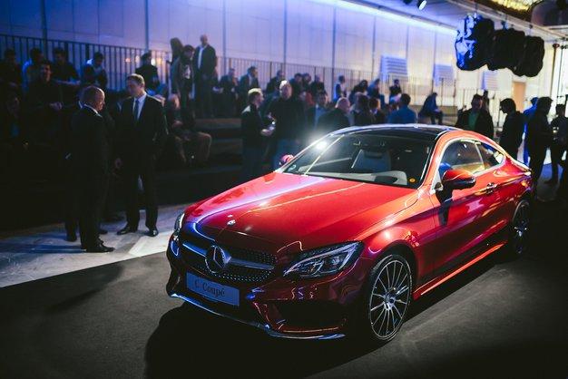 Mastercard te pelje na Mercedes-Benz Fashion Week Ljubljana! - Foto: Iztok Kurnik