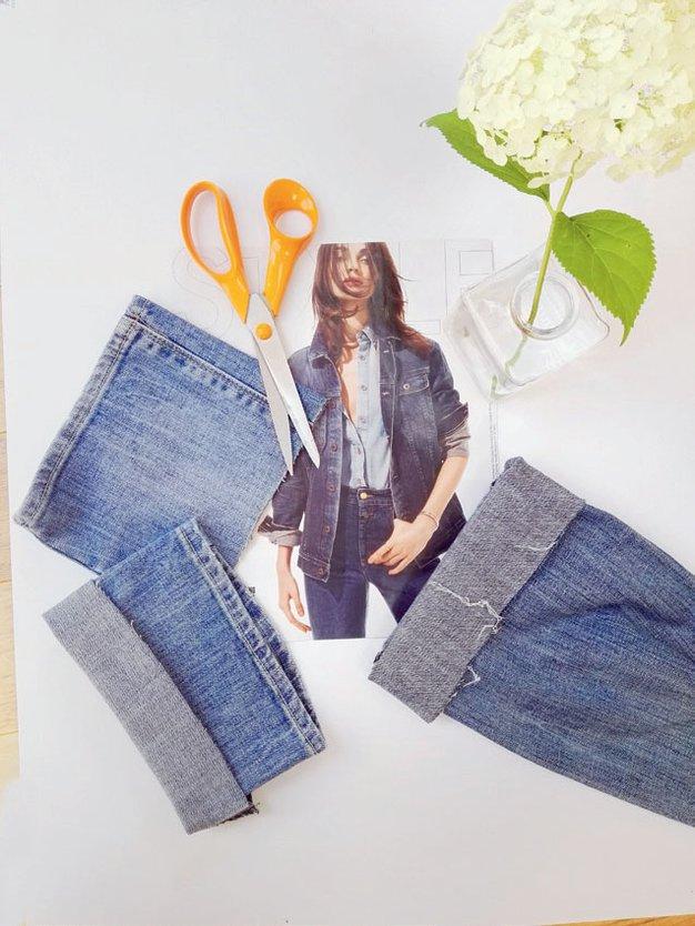 Zapiski modne urednice Petre Windschnurer: Modro je spet moderno - Foto: Windschnurer