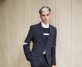 SENS: Naj vaš moški vstopi v jesen z modnimi oblačili iz ekoloških tkanin!