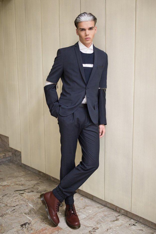 SENS: Naj vaš moški vstopi v jesen z modnimi oblačili iz ekoloških tkanin! - Foto: Promocijsko gradivo