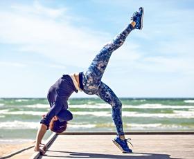 Kako v jeseni postati in/ali ostati fit?