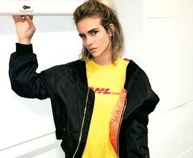 Novi trend: Kultne DHL majice = statusni simbol v modni industriji