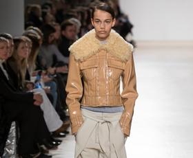 Moda jesen/zima 2016: Svetli, pudrasti in zemeljski odtenki