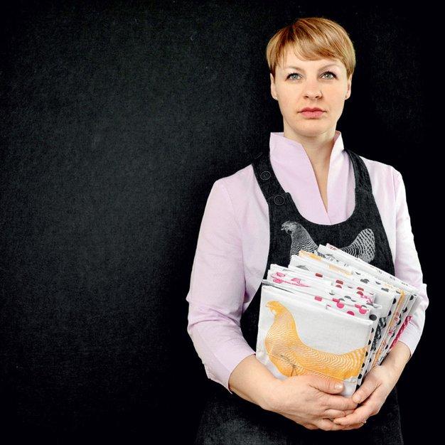 Saša Drobnič Škrjanec: Ustvarja uporabne, kakovostne in estetske izdelke, ki začarajo pod imenom Jagababa - Foto: Osebni arhiv