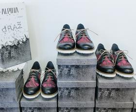 Alpina in Draž predstavljata kolekcijo modne obutve Alpina Draž