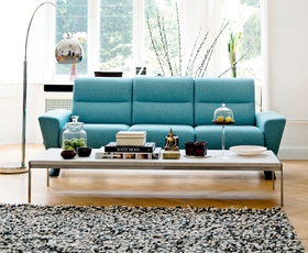 Obarvajte svoj dom v modrih odtenkih in užijte neskončno svežino