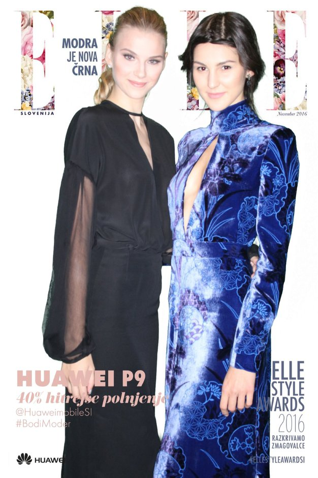 FOTO: Zabavne fotografije znanih Slovencev z dogodka Elle Style Awards 2016 by Škoda