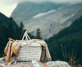 To je odlična ideja, kako pripraviti jesensko-zimski piknik!