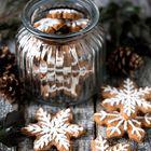 Božanski praznični piškoti (po receptu blogerke Maše)