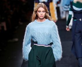 Pletenine nam obljubljajo modno in toplo zimo 2016! Preverite, kaj bomo nosili